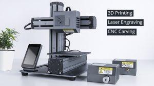 модульный 3D принтер Snapmaker