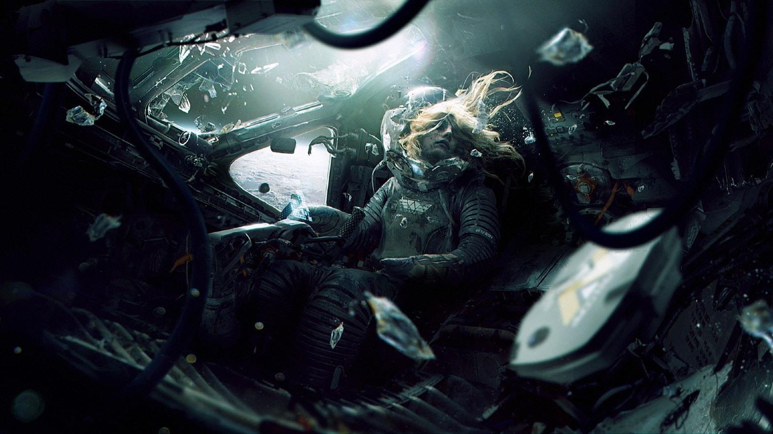 смерть в космосе