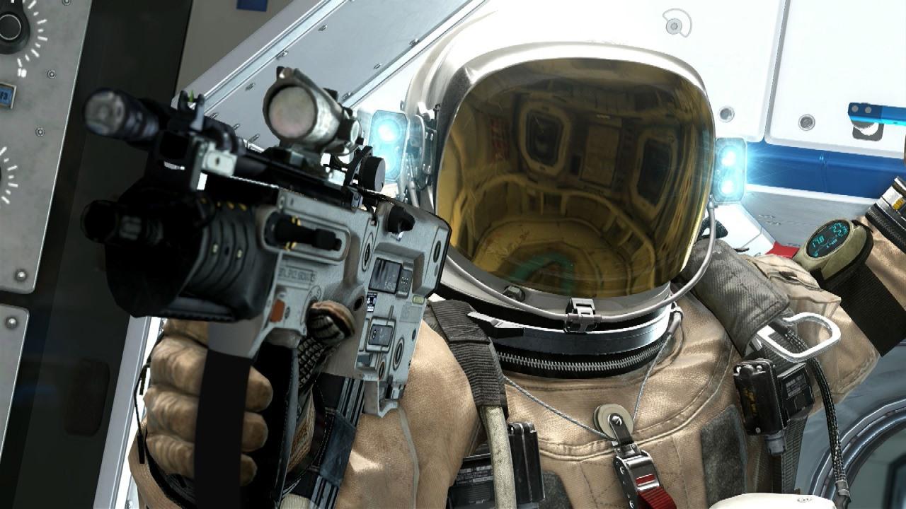Оружие в космосе