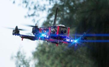гонки дронов