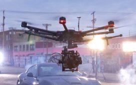 Лучшие профессиональные квадрокоптеры с видео камерой