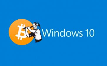 Настройка Windows 10 под майнинг