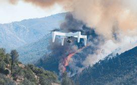 """""""Летающий аккумулятор"""" - дрон способный летать два часа"""