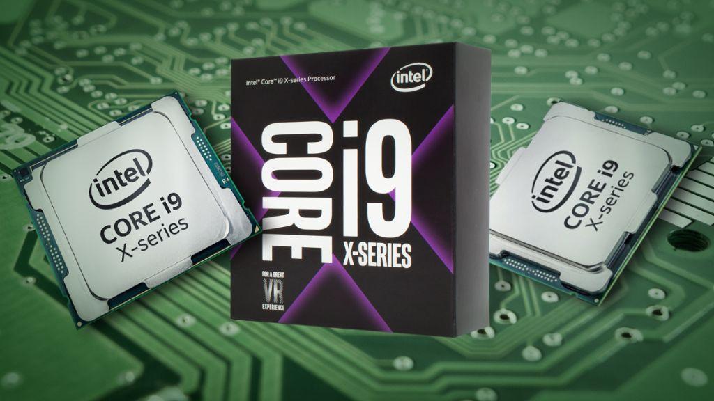 Intel представила линейку процессоров Core X с 18-ядерным флагманом Core i9