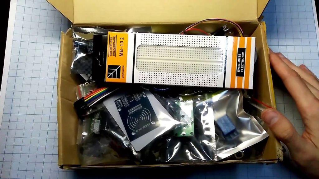 Полный обзор Arduino