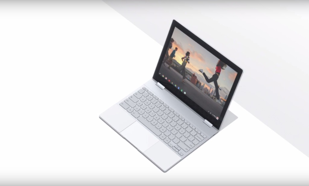 Google анонсировал Chromebook Pixelbook и Pixelbook Pen