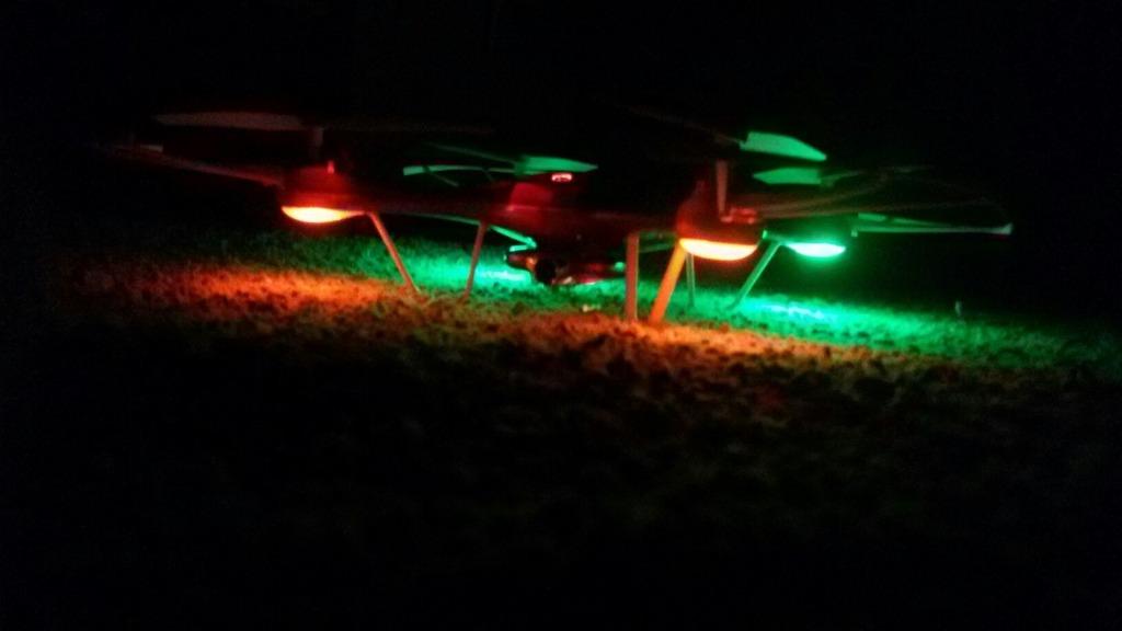 Камера позволяющая дронам видеть в темноте