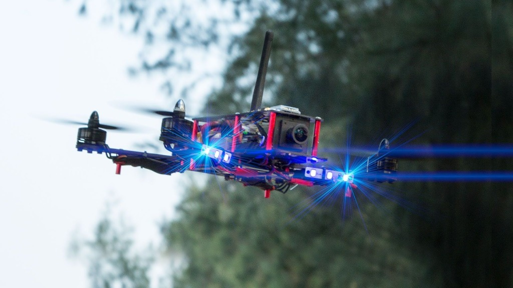 Лучшие гоночные дроны