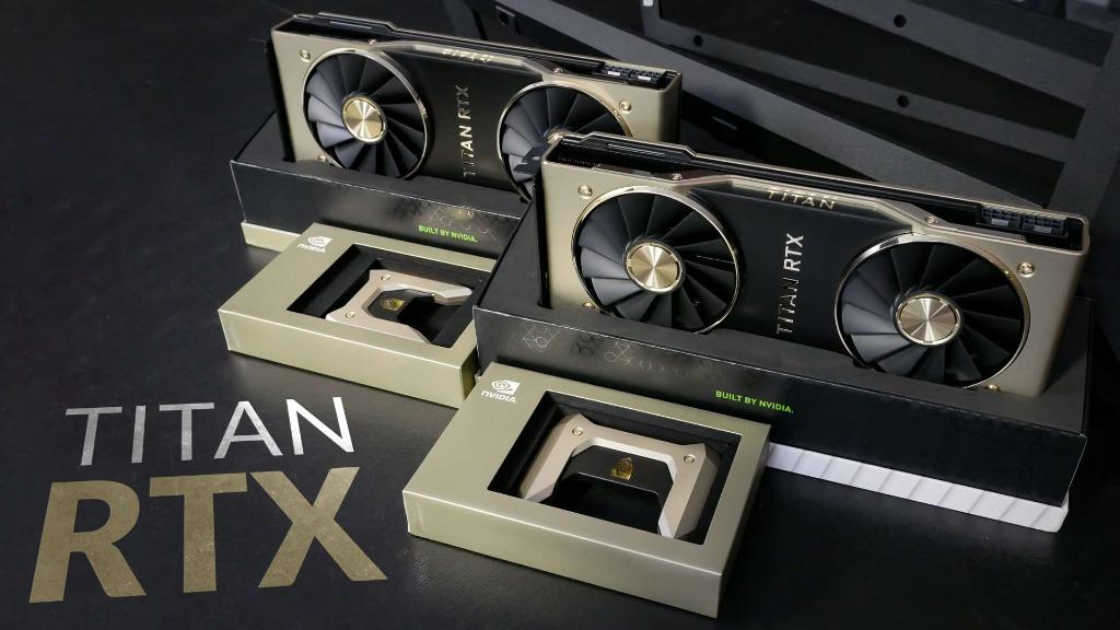 Официальный анонс видеокарты NVIDIA RTX 2080 Ti