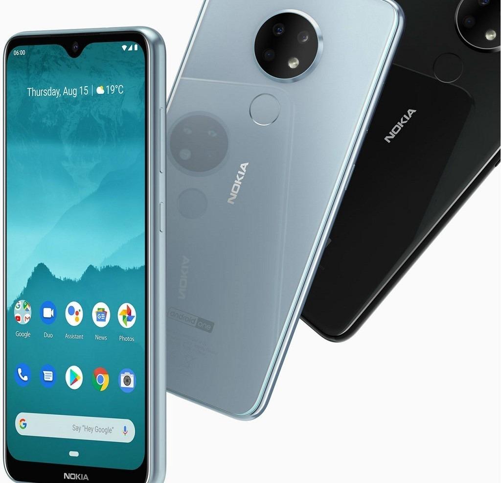 Новый смартфон Nokia может иметь пять задних камер