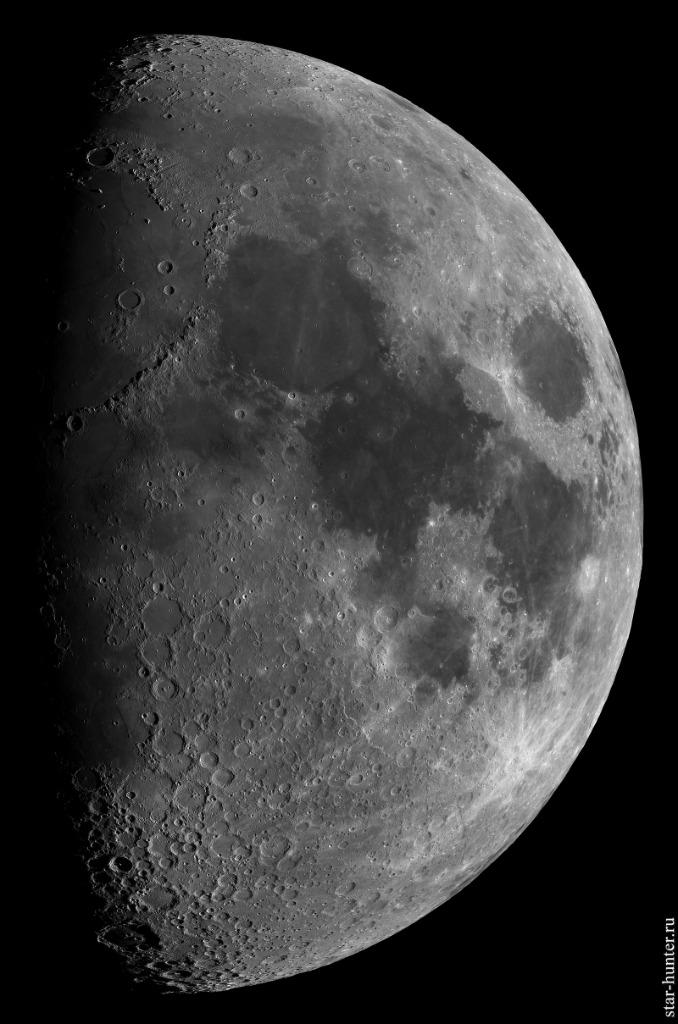 Опубликованы снимки Луны в высоком разрешении 2018