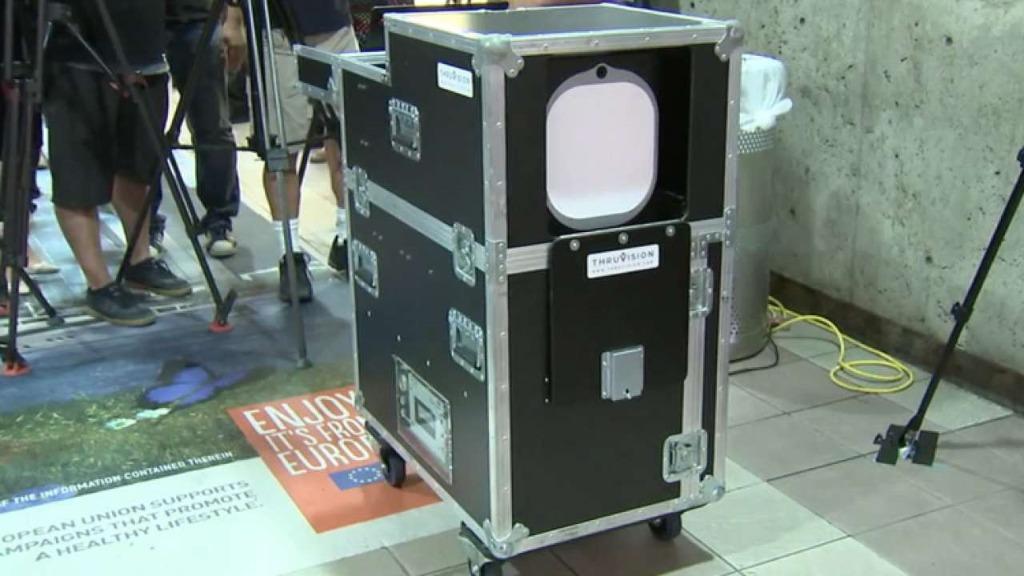 В метро Лос-Анджелеса будут использовать портативные сканеры тела